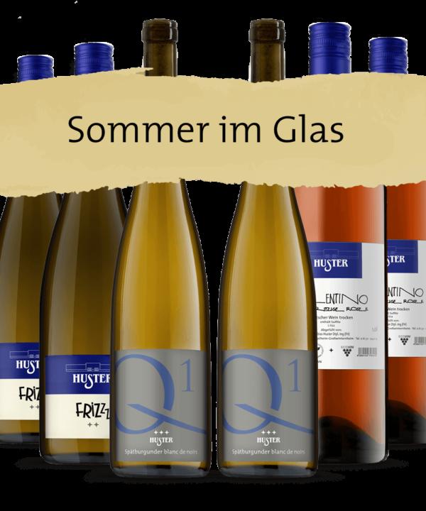 Probierpaket 4: Sommer im Glas